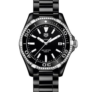 332344b44a7 Full-Ceramic Aquaracer Lady 300M - Fondation de la Haute Horlogerie