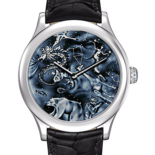 Extraordinary Dial Midnight Nuit Boreale