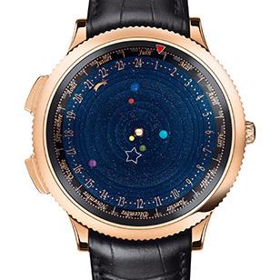 Poetic Complication Midnight Planetarium