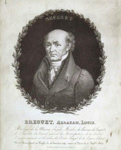 Louis Abraham Breguet