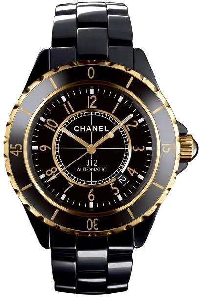 Chanel : J12, Calibre 3125