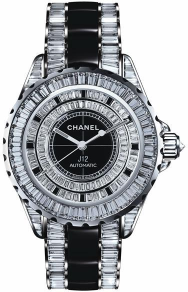 Chanel : J12 Haute Joaillerie