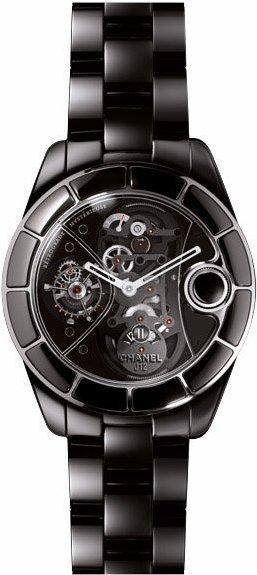 Chanel : Rétrograde Mystérieuse © Chanel/2010