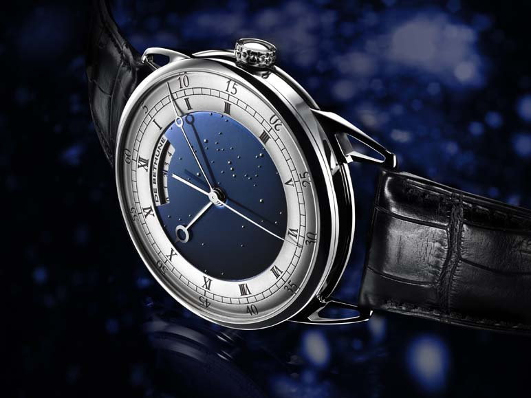 De Bethune: De Bethune Tourbillon Regulator