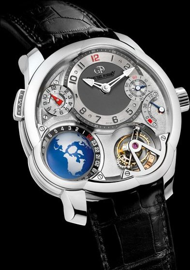 Greubel Forsey : Le garde-temps GMT/2011