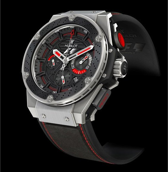 hublot f1 tm king power the official watch of formula 1. Black Bedroom Furniture Sets. Home Design Ideas