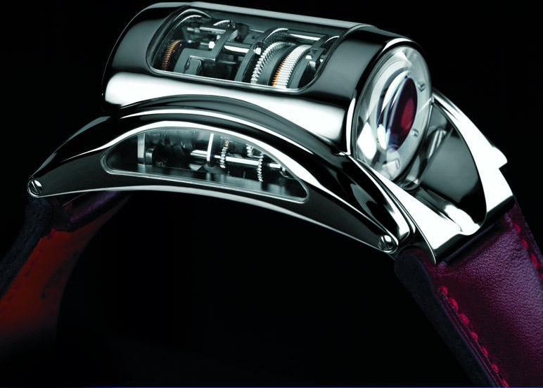 Parmigiani Fleurier: Bugatti Type 370
