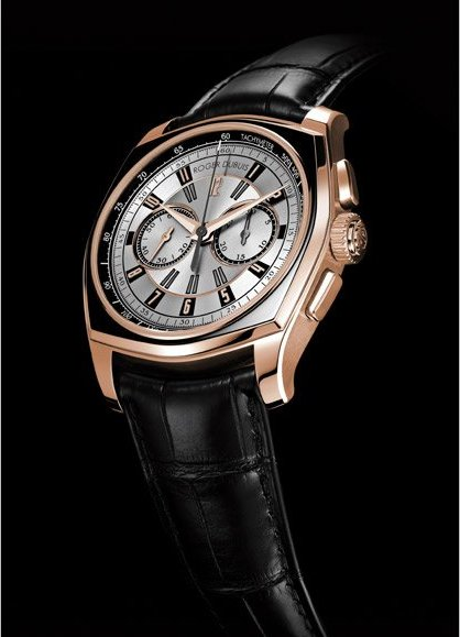 Roger Dubuis: The Chronograph La Monégasque/2011