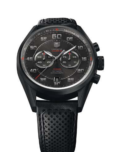 ef2b27f8dee Carrera Calibre 36 Racing Flyback Chronograph - Fondation de la ...