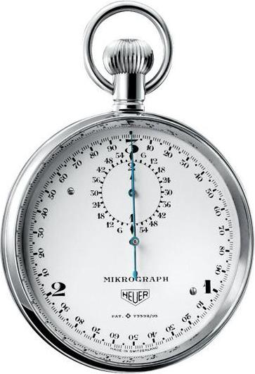 TAG Heuer: Mikrograph/1916
