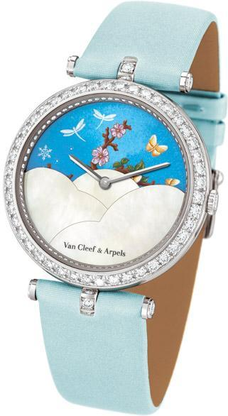 Van Cleef & Arpels: Lady Arpels Centenaire腕表